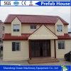 Casa Prefab móvel moderna da qualidade quente de Hight da venda da casa da construção de aço