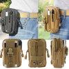 Paquete militar de la cintura de Fanny del paquete del ejército del bolso grande portable de la cintura