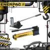 Enerpac original P 11 séries, bombas de mão Ultra-High da pressão