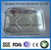 Contenitore del di alluminio del commestibile per il pollo di torrefazione