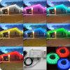La luz de tira del RGB SMD impermeabiliza tiras del LED en la iluminación de la cuerda