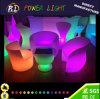 Stab-Sofa-Möbel/beleuchtetes Plastiksofa/leuchten Sofa