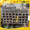 La coutume d'usine de Zhonglian a expulsé le profil en aluminium de V-Fente d'extrusion