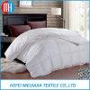 100%の柔らかいサテンの綿カバー白いガチョウはキルトを収納する
