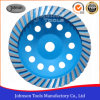 Od180mm Diamond Turbo Cup Wheel pour Stone
