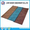 Tuile de toit en acier enduite de construction matériaux de toiture de pierre bon marché de qualité de 2016