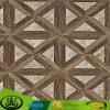 Papel decorativo da grão de madeira para o painel laminado