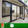 中国製熱販売のセリウムの証明のアルミニウム開き窓のドア