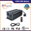 330WはHydroponic Mh/CMH/HPSランプのための軽い電子バラストを育てる