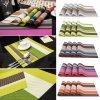 couvre-tapis de PVC Placemat de Tableau de plaque chaude de cuisine de 30*45cm