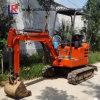 mini excavador 1800kgs con la cabina