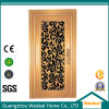 Blondy Exterior portas de aço inoxidável para casas