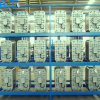 Sistema industrial del agua IED del proceso de la pureza elevada