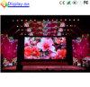 Afficheur LED de location d'intérieur HD DEL d'écran polychrome du G-Dessus