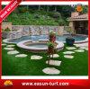 Het woon Kunstmatige Synthetische Gras van het Gras voor de Bouw van Decoratie