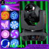 3in1 della fase della discoteca del DJ Attrezzature 10r 280W fascio Spot Wash Moving Head Light