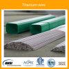 Grade7 Aws A5.16, ASTM B863, collegare di saldatura di titanio di Cp diritto Erti-2 per TIG