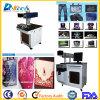 Машина отметки лазера СО2 CNC для бумажного сбывания ткани