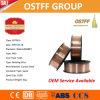 0.6mm Plastikpräzisions-Schicht-Wunde-CO2mig-Draht der spulen-5kg (AWS ER70S-6)