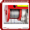 Миниый кран Capacity400 подъема веревочки провода Electirc малый надземный