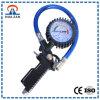 La alta precisión del accesorio auto anudó el calibrador de presión de neumático