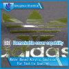 Adhésif acrylique à base d'eau de textile de cahier de textile