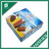 Cartón corrugado caja del alimento