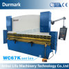 Máquina síncrona hidráulica del freno de la prensa del CNC del electro de Wc67k
