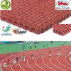 Seguridad para la pintura de goma sintética de atletismo