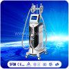 기계를 체중을 줄이는 Cavitation+RF+Cryo Lipo Laser