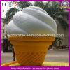 Heiße bekanntmachende Produkt-Replik-süsse Nahrungsmittelaufblasbare Eiscreme