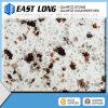 Matériau de construction en pierre artificiel de pierre de quartz de brame de quartz de double couleur