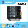 Cartucho de toner compatible del color de la impresora laser para Tk865