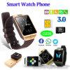 Heet Verkopend Slim Horloge Bluetooth met de Groef van de Kaart SIM (DZ09)