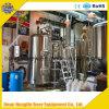 PLC van de Apparatuur van de Brouwerij van het Bier 1000L 1500L 2000L 2500L 3000L 10bbl 15bbl 20bbl 30bbl de Vergistende Machine van het Bier van het Controlemechanisme