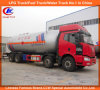 FAW 10ton Propane Delivery Truckのための15t LPG Gas Tank