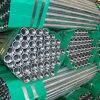 ASTM A53 que rosca el tubo de acero de Galvanzied ERW con el acoplador
