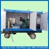 Máquina de alta presión de la limpieza del tubo de la agua fría del motor diesel en venta
