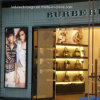 Im FreienWall Mounted LED Light Box für Shop Front Advertizing Display