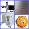 Máquina de la marca del laser de la fibra de la alta precisión