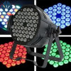 RGB 3in1 LED PAR Can Palco Luz