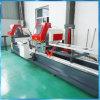 Automatischer Aluminiumscherblock mit doppelten Gehren-Schaufeln