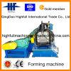 Rodillo de acero del canal automático que forma la máquina