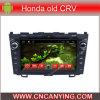 Auto-DVD-Spieler für Pure Android 4.4 Car DVD-Spieler mit A9 CPU Capacitive Touch Screen GPS Bluetooth für Honda Old CRV (AD-8148)
