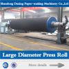 Резиновый Jumbo крен давления для машины картона бумажной
