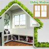 박판으로 만들어진 3배 강화 유리 슬라이딩 윈도우, 주거 집을%s Competetive 알루미늄 활공 Windows