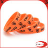 2015 braccialetti del silicone stampati modo del rifornimento