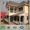 Vorfabriziertes Haus-Licht-Stahlkonstruktion-Landhaus