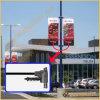 フラグブラケット(BS-BS-052)を広告している金属の街灯ポーランド人