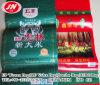 Sac de riz des sacs tissé par pp 50kg à emballage de nourriture
